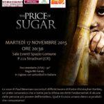 Price of Sugar locandina proiezione